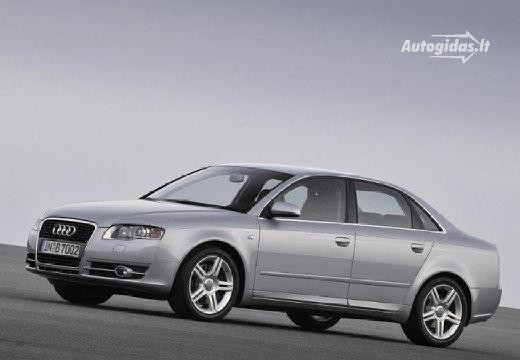 Audi A4 2004-2007