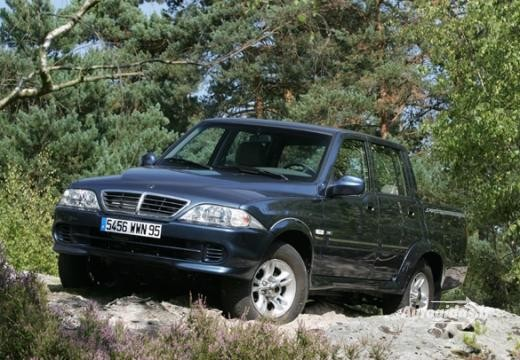 Ssangyong MUSSO 2005-2007