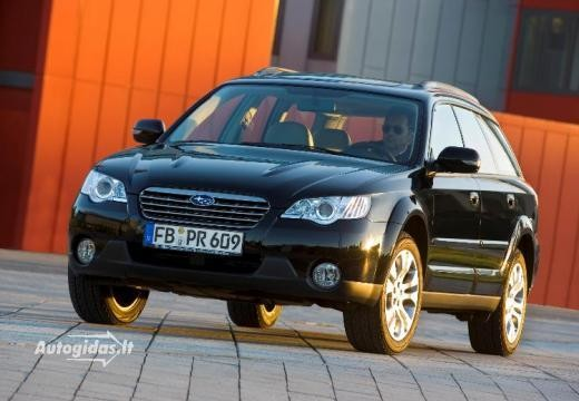Subaru Legacy 2006-2010
