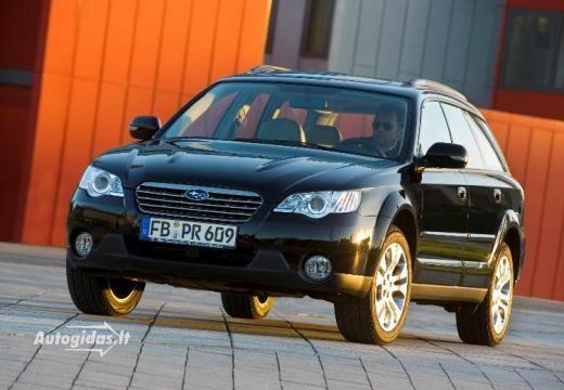 Subaru Legacy 2007-2008