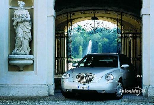 Lancia Thesis 2007-2008