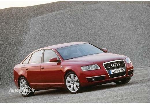 Audi A6 2007-2008