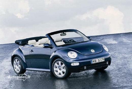 Volkswagen New Beetle 2002-2005
