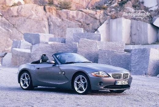 BMW Z4 2003-2005