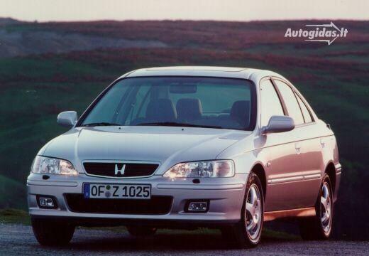 Honda Accord 2001-2003