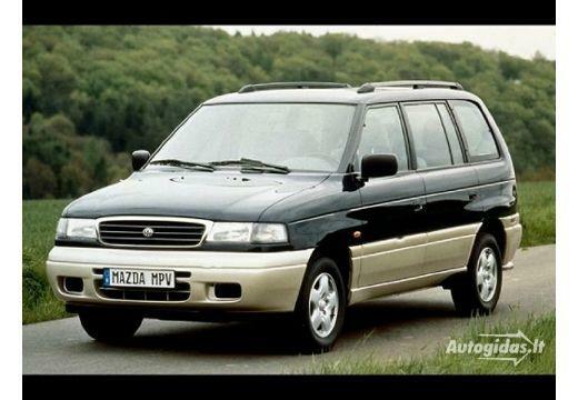 Mazda MPV 1996-1998