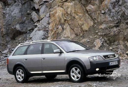 Audi A6 Allroad 2000-2005