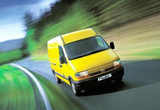 Renault Master 2001-2003