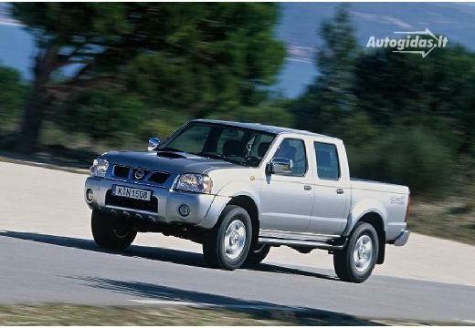 Nissan PickUp 2002-2005