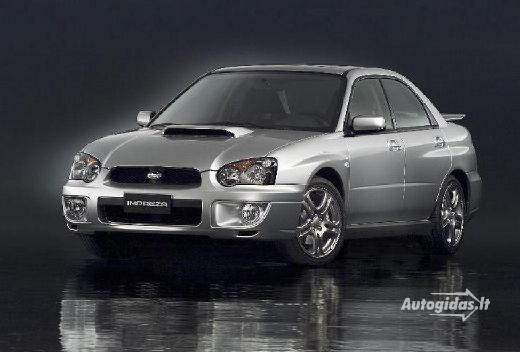 Subaru Impreza 2002-2005