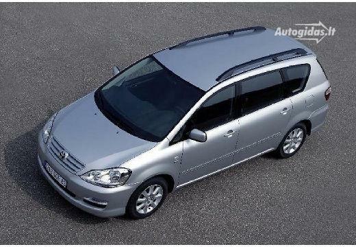 Toyota Avensis 2004-2005