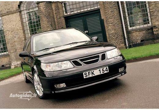 Saab 9-5 2005-2006