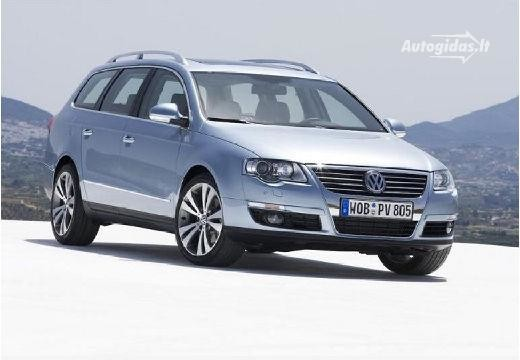 Volkswagen Passat 2005-2009