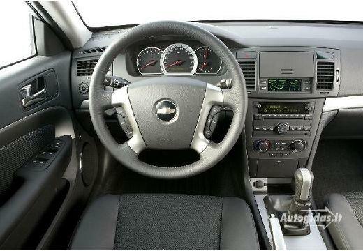 Chevrolet Epica 2006-2008