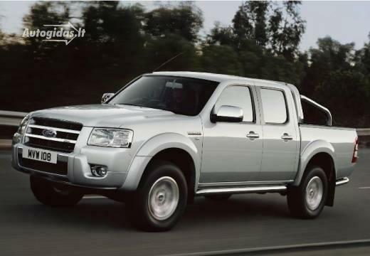 Ford Ranger 2007-2009