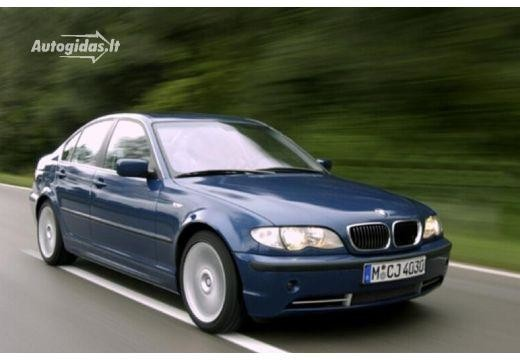 BMW 320 2001-2005