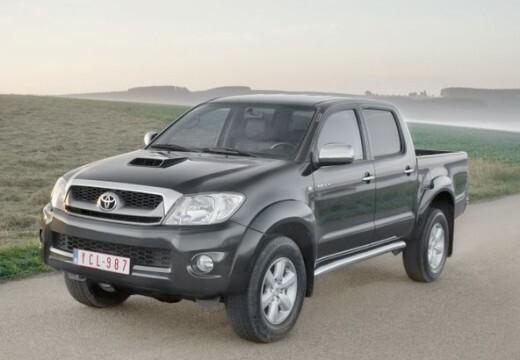 Toyota Hilux 2010-2011