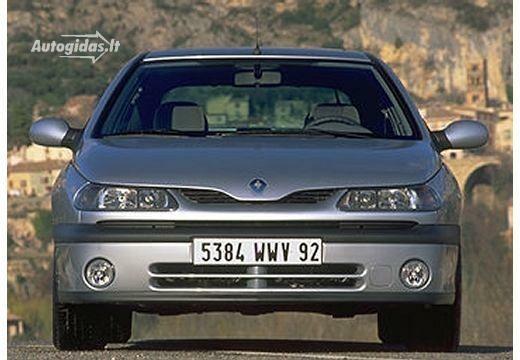 Renault Laguna 1998-1999