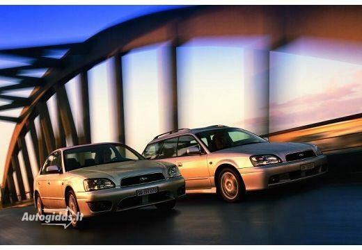 Subaru Legacy 2002-2003