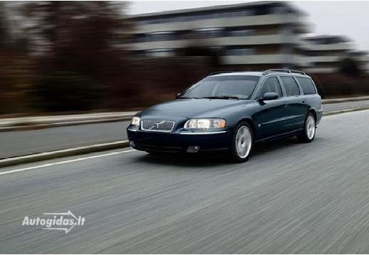 Volvo V70 2004-2007