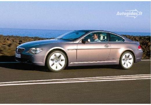BMW 630 2004-2007