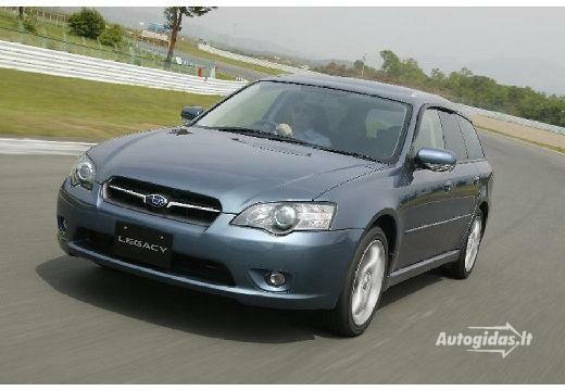 Subaru Legacy 2005-2006