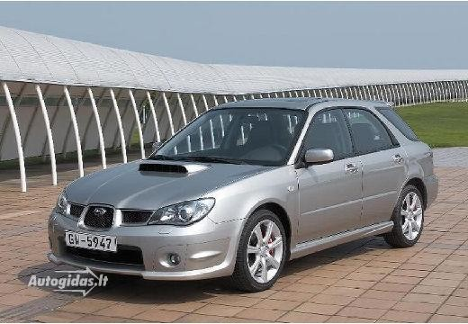 Subaru Impreza 2005-2007