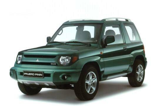 Mitsubishi Pajero 1999-2001