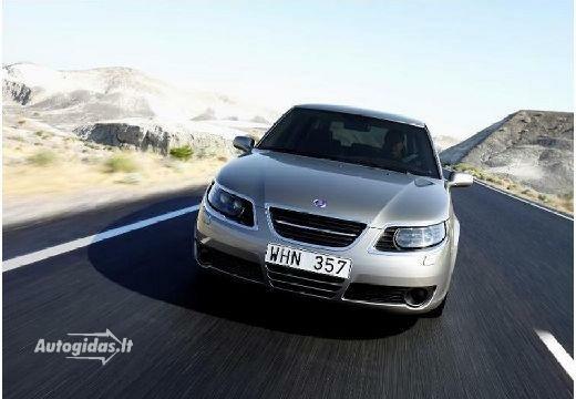 Saab 9-5 2009-2010