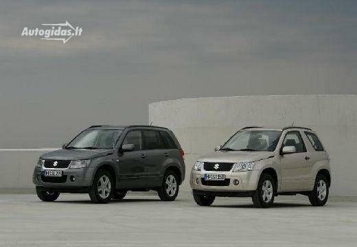 Suzuki Vitara 2010-2011