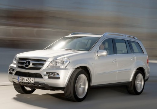 Mercedes-Benz GL 350 2011