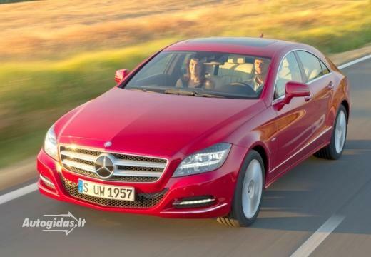 Mercedes-Benz CLS 500 2011