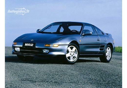 Toyota MR2 1996-2000