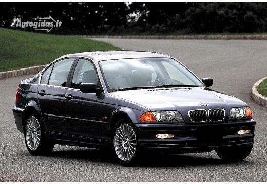 BMW 330 2000-2002