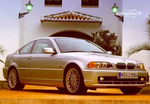 BMW 330 2000-2003