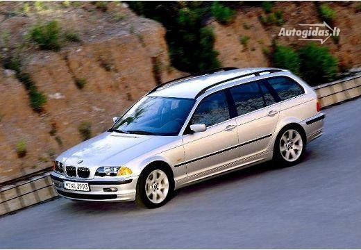 BMW 325 2001-2002