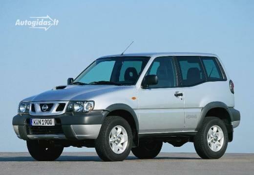 Nissan Terrano 2002-2002