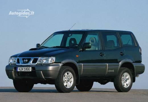 Nissan Terrano 2002-2004