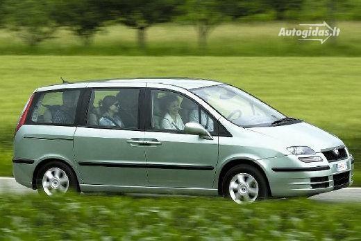 Fiat Ulysse 2002-2003
