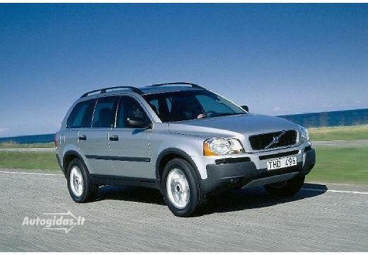 Volvo XC90 2002-2004