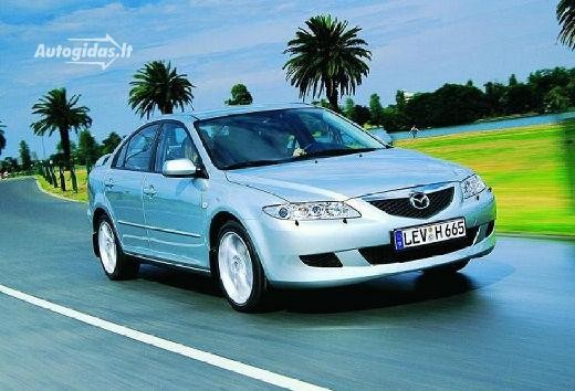 Mazda 6 2004-2005