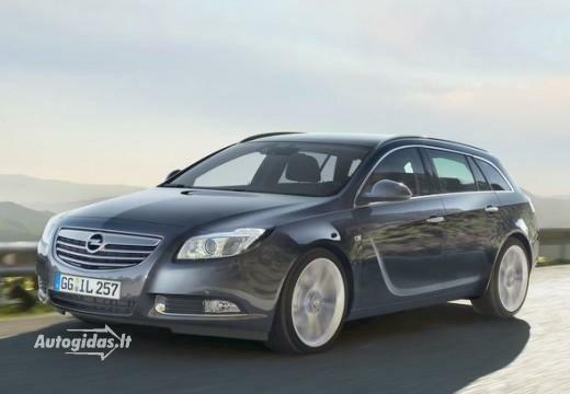 Opel Insignia 2009-2011