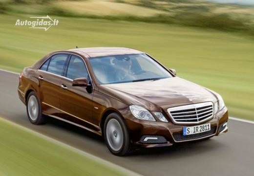 Mercedes-Benz E 300 2009-2011