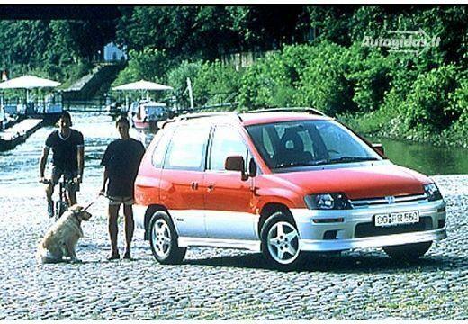 Mitsubishi Space Runner 1999-2002