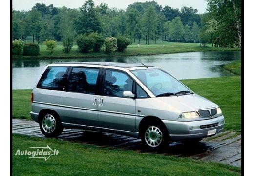 Lancia Zeta 1998-2000