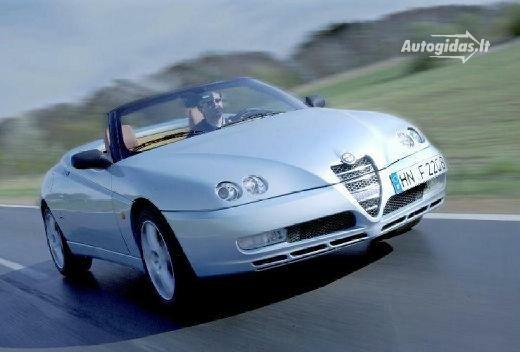 Alfa Romeo Spider 2003-2005
