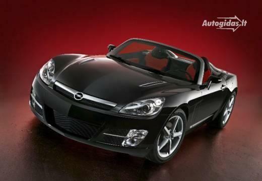 Opel GT 2007-2010