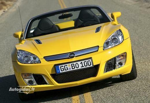 Opel GT 2 0 Turbo 2007-2010   Autocatalog   Autogidas lt