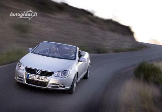 Volkswagen Eos 2007-2009
