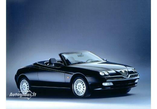 Alfa-Romeo Spider 2000-2003